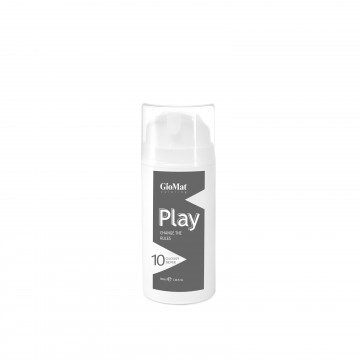 PLAY N. 10 | GLOSSY SILVER