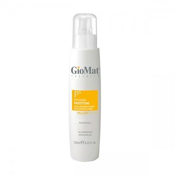 Trattamento professionale e protettivo per capelli esposti al sole.