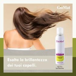 Scopri la linea Glamour: FANCY - spray lucidante che esalta la brillantezza dei capelli senza appesantirli. Grazie ad un leggero film protettivo avvolge il capello e lo difende dagli effetti dell'umidità.  👉 Richiedili al tuo parrucchiere o acquistalo on line: www.giomathaircare.it/it/27-glamour  #naturalcosmetics #naturalcosmeticsblog #naturalcosmeticsblogger #naturalcosmeticselburg #naturalcosmeticspssst #naturalcosmeticssg #naturalcosmeticstandard #naturalcosmeticsukraine #naturalproducts #parrucchiere #hairstyle #hairnaturalproducts #vegan #nocrueltytest